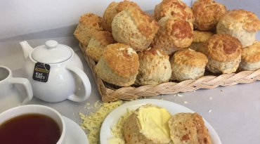 HOMEMADE TASTY SCONES NOW AVAILABLE!